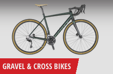 Gravel Cross Bikes