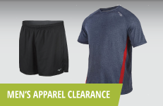 Men's Apparel Clearance