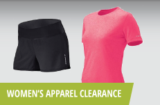 Women's Apparel Clearance