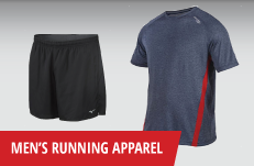 Men's Running Apparel
