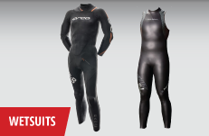 Swim-Triathlon Wetsuits