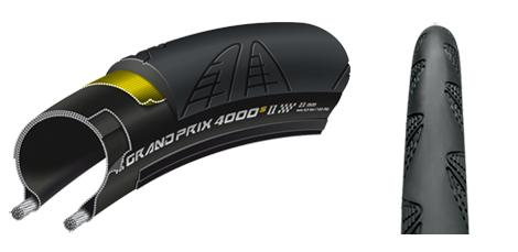 Continental GP 4000 tire