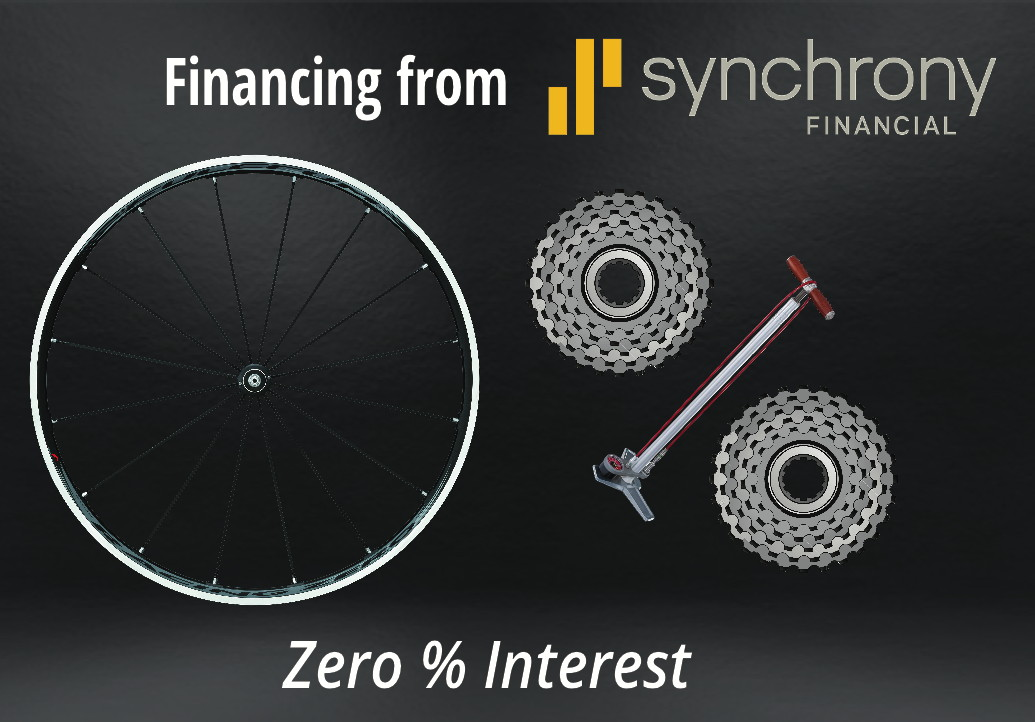 Financing by Synchrony Financial